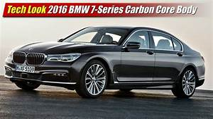 Tech Look  2016 Bmw 7-series Carbon Core Body