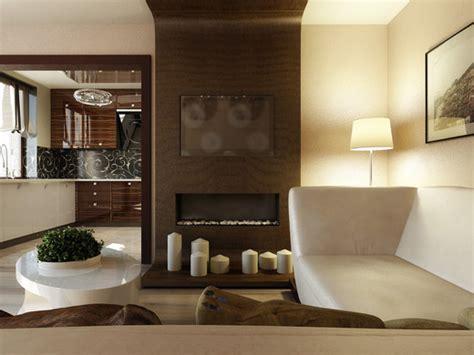 Уютная роскошь нейтральной гаммы — Интерьеры квартир