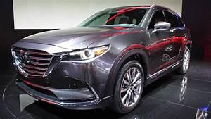 2017 Mazda CX-9   Top Speed  2017