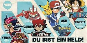 Was Für Ein Pokemon Bist Du : welcher anime held bist du manga ~ Orissabook.com Haus und Dekorationen