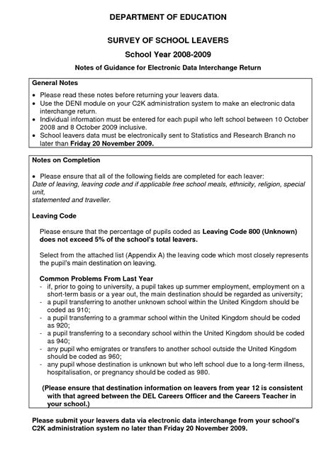 Cv Templates And Exles by School Leaver Resume Free Excel Templates