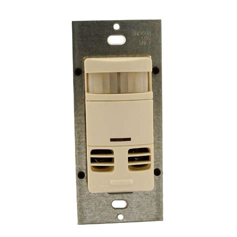 leviton dual relay multi technology wall switch motion