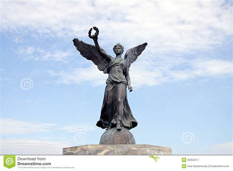siege de nike goddess of victory stock image image of victory