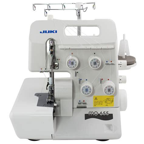 serger sewing machine juki mo 655 industrial sewing machines