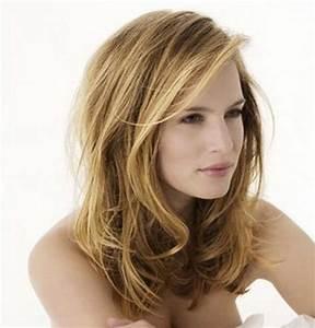 Coupe Dégradé Long : coupe cheveux long d grad effil ~ Dallasstarsshop.com Idées de Décoration