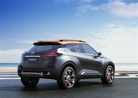 car nissan 2016 nissan kicks suv to debut in 2016 as the official car of