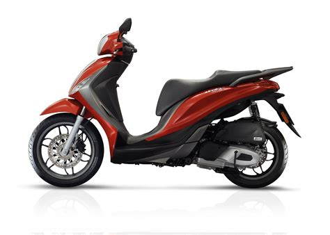 Review Piaggio Medley by 2017 Piaggio Medley 150 Abs Iget Review