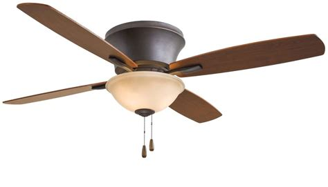 oil rubbed bronze ceiling fan with light flush mount minka aire f533 orb mojo ii 3 light 52 inch flush mount