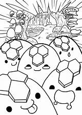 Slime Rancher Coloring Printable Colouring Colorare Wonder Imgur Minecraft Monster sketch template
