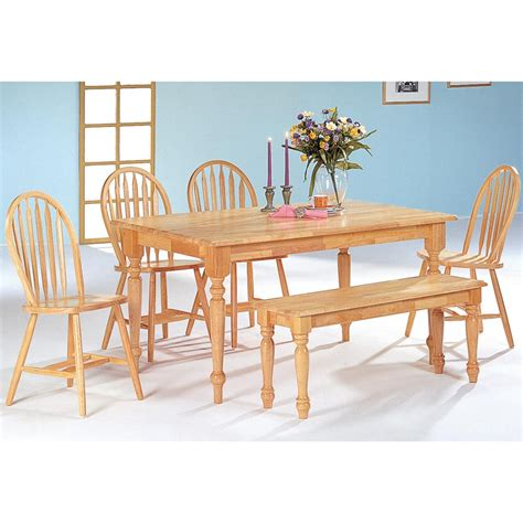 dining table butcher block dining table chairs
