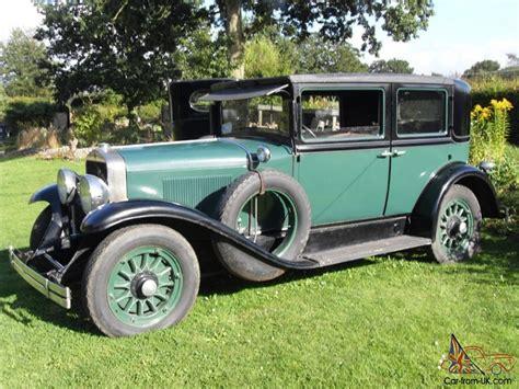 1928 Cadillac Town Sedan by Vintage 1928 Cadilac La Salle 303 Town Sedan 5 Litre V8