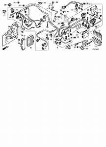 Honda Rancher 420 Parts Diagram