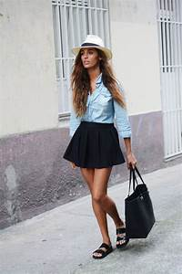 What To Wear With Flared Skirts 2018 | FashionTasty.com