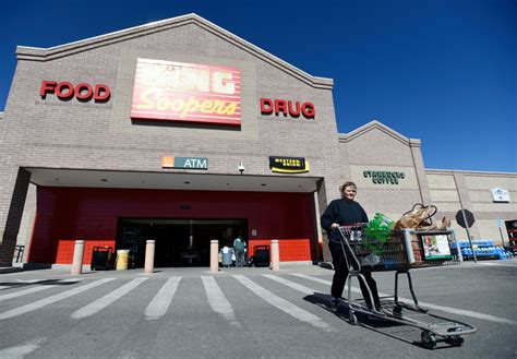 king soopers  launch  mobile checkout system
