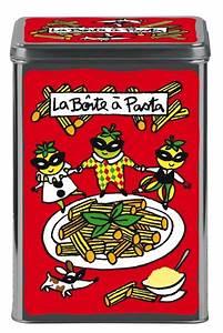 Boite A Pates : boite derri re la porte bo te p tes pasta rouge ~ Teatrodelosmanantiales.com Idées de Décoration