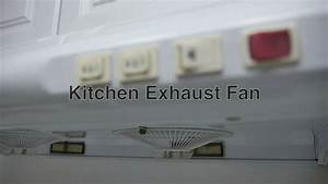 Kitchen Exhaust Fan Hood To Vent Cooktop Stove Smoke From Range Cooking Burners For Best