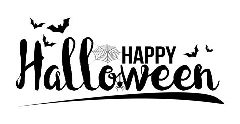 Free halloween banner vector download in ai, svg, eps and cdr. Happy Halloween banner. Invitation letter and Message ...