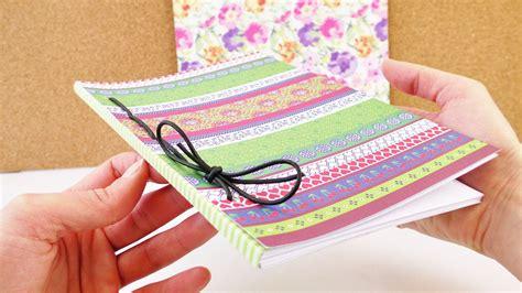 tagebuch selbst gestalten diy notizbuch tagebuch selber machen buch selbst binden tolles heft basteln gestalten