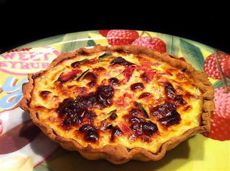 recette de mini quiches jambon courgettes sur p 226 te bris 233 e light