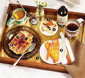 Breakfast in Bed, Better, with These Local Products ...