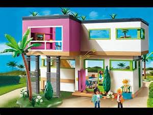HD wallpapers playmobil maison moderne youtube