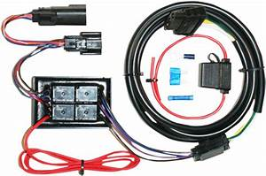 Khrome Werks Trailer Wiring Harness 2014 Harley Touring