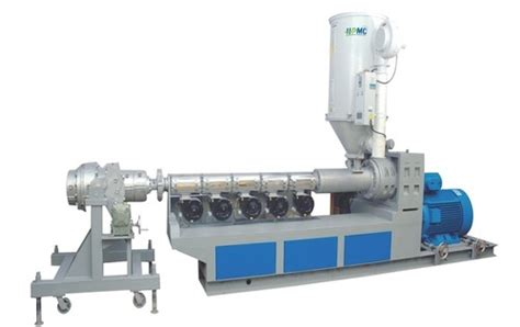 automatic hdpe pipe machine type pipe extruder rs