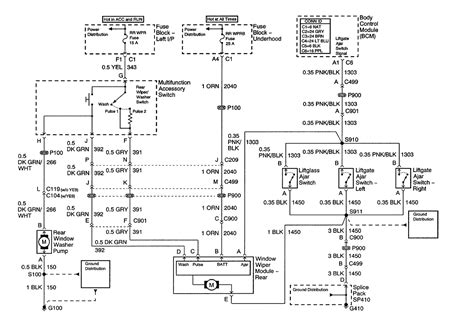 2003 Tahoe Wiring Diagram by Wrg 2199 2004 Tahoe Wiper Wiring Diagram