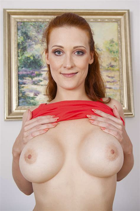 Naughty Boobs Isabelle Lui VR Red Head Anal Fuck VR Porn Video VRPorn Com