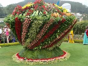 Ooty Botanical Gardens, Ooty India