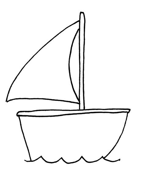 images  sail boat printable shapes worksheets