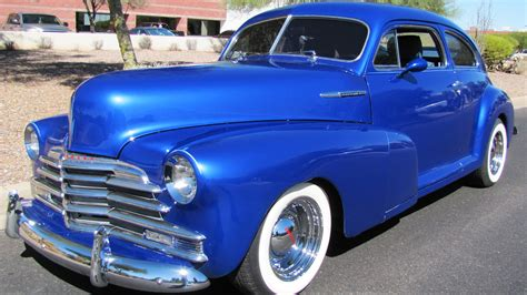 1947 Chevrolet Fleetmaster Coupe  Lot F33  Anaheim 2016