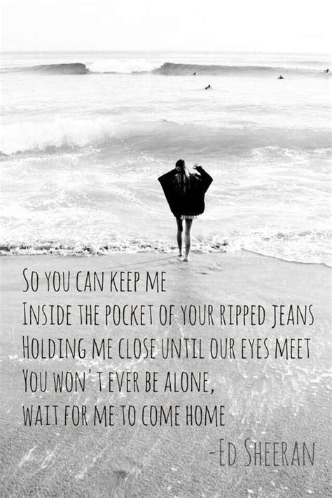 photograph ed sheeran quotes lyrics pinterest