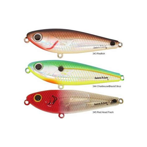 Bomber Badonkadonk Topwater Lures Tackledirect