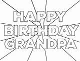 Coloring Birthday Happy Printable Grandpa Cards Mom Paper Card Trail Grandma Dad Sheets Adults Papertraildesign Printables Candacefaber Printing Template Mommy sketch template