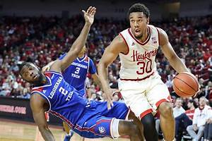 Report: Former Husker Ed Morrow will transfer to Marquette ...