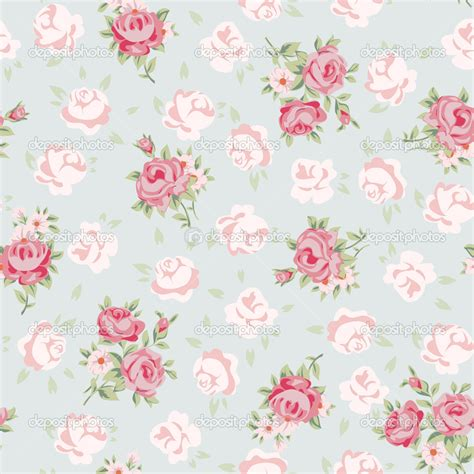 wallpaper shabby chic shabby chic flowers wallpaper