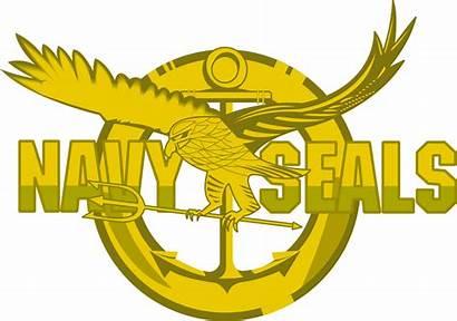 Seal Navy Seals Vector Clipart Skull Military