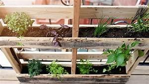 Salon De Jardin En Palette De Bois : construire un jardin en palettes de bois ~ Voncanada.com Idées de Décoration