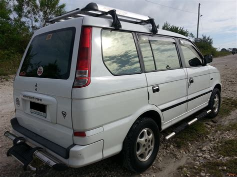 mitsubishi adventure mitsubishi adventure 2002 car for sale region xii