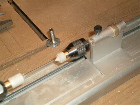 modification d un mini tour a bois proxxon db 250 usinages