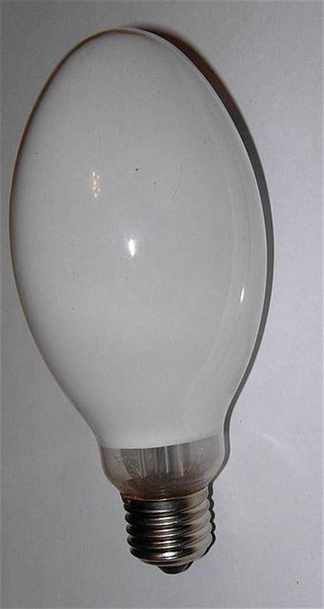 mercury vapor bulb 125 watt