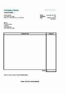 simple invoice template uk printable invoice template With invoice simple login