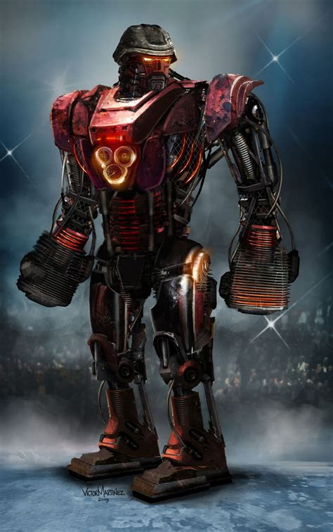 Great Real Steel Wallpapers by Fashion And Real Steel Robot Concept And