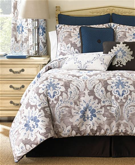macys comforter sets closeout waterford emerson comforter sets bedding