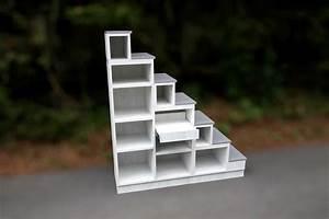 Awesome meuble pour mezzanine contemporary joshkrajcik for Awesome fabriquer un meuble d entree 10 escaliers espace loggia