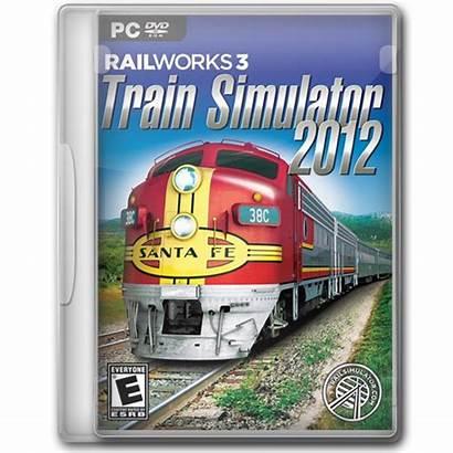 Train Icon Simulator Railworks Ico Cyber Jeno