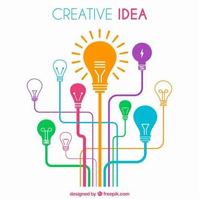 Creative Idea Vector Thinking Team Clipart Creativity