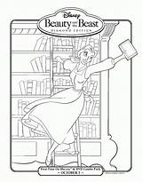 Coloring Pages Library Belle Week National Beast Beauty Universe Disney Coloriage Et Princess Popular Azcoloring Coloringhome Def sketch template