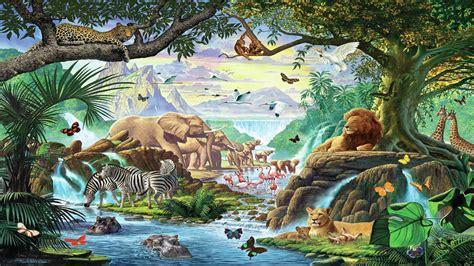 african wildlife wallpaper wallpapersafari